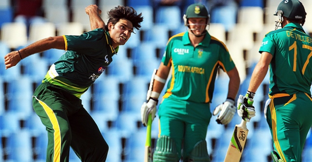 Irfan against south africa today