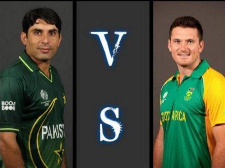 Pakistan vs South Africa second ODI
