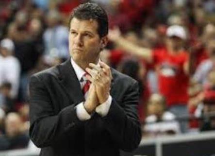 Steve Alford the coach