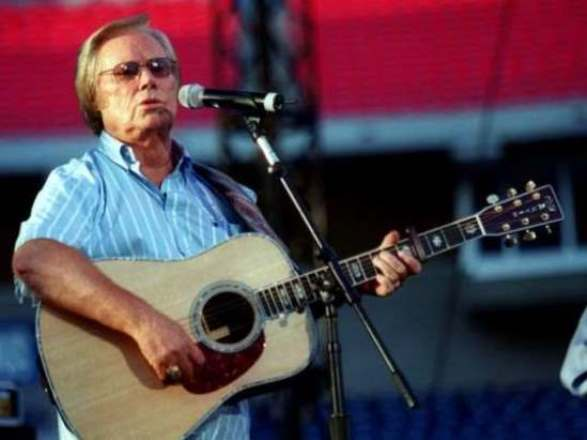 Country superstar Singer George Jones expired at 81