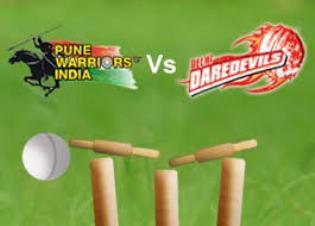 Delhi Daredevils Beat Pune Warriors