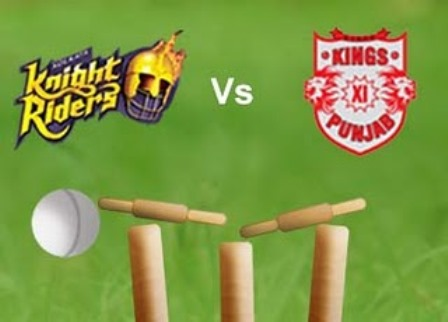 Kolkata Knight Rider Beat Kings XI Punjab