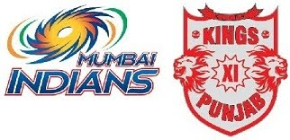 Mumbai Indians Beat Kings XI Punjab