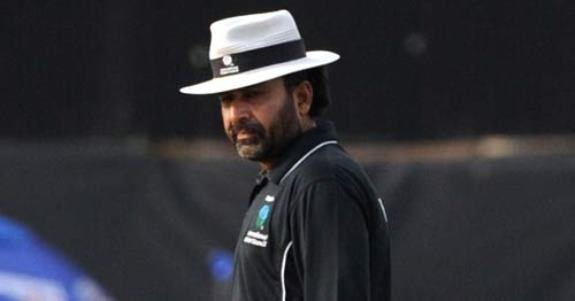 Nadeem Ghuari has been suspended by PCB