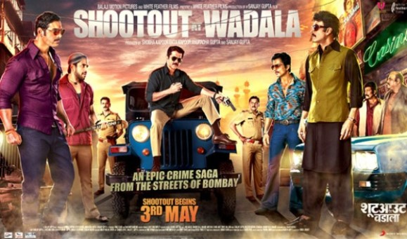 shootout at wadala will be released on may 3