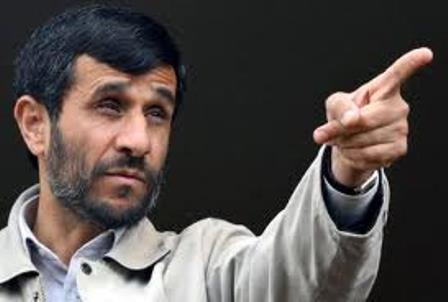Ahmadinejad Challenged against the Ban of Mashaei on Election
