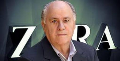 Amancio Ortega is the Third Richest of the World