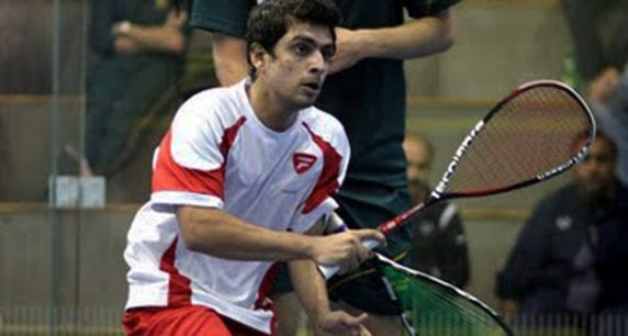 Amir Atlas Won the Asian squash Champion Final