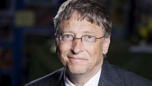 Bill Gate Second Richest Person of the World