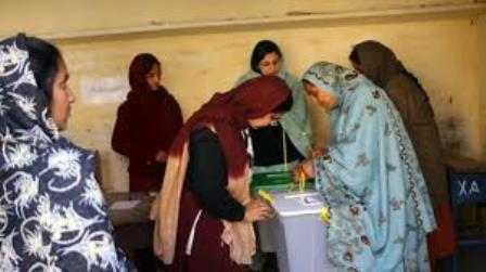 General Election in Pakistan 2013