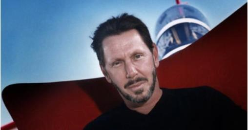 Larry Ellison is 5th Richest in the World