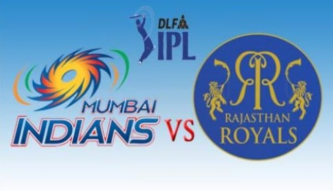 Mumbai Indians won with 14 Runs Against Rajasthan Royalss