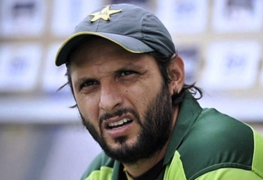 Chairman PCB Ordered to Shahid Afridi to Join PPP or Get Lost