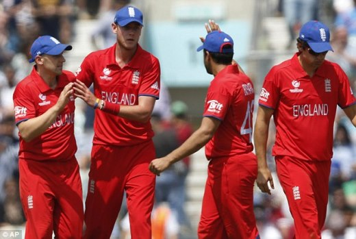 First Semifinal England Beat South Africa