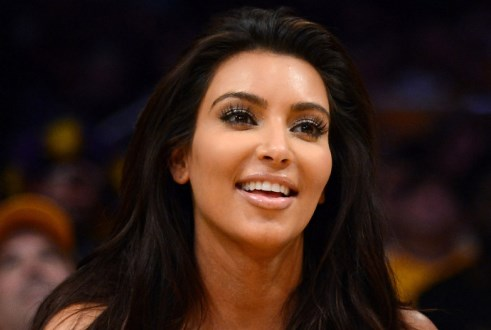 Kim Kardashian Gave Birth to Baby Girl