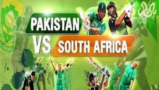South Africa Beat Pakistan in ICC Champion Trophy