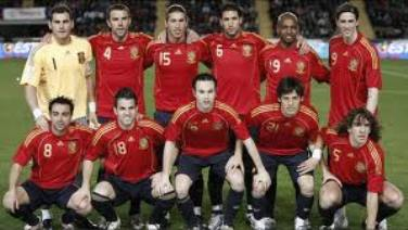 World Champion Spain is Hot Favorite for World Cup 2014
