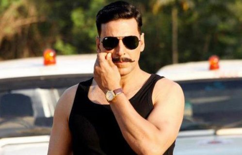 Akshay Kumar Hot Bollywood Actor