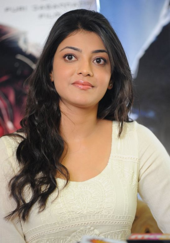 Beautiful Pictures of Indian Film Actress Kajal Aggarwal