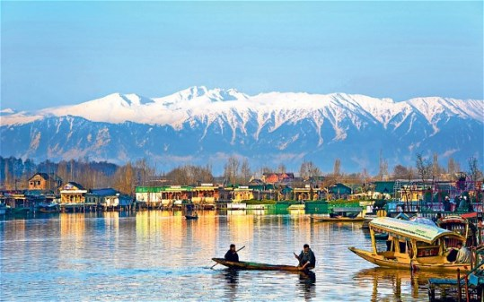 Beautiful Pictures of Kashmir Valley-I