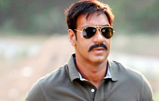 Bollywood Film Actor Ajay Devgan