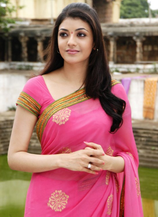 Cute Picture of Kajal Agarwal