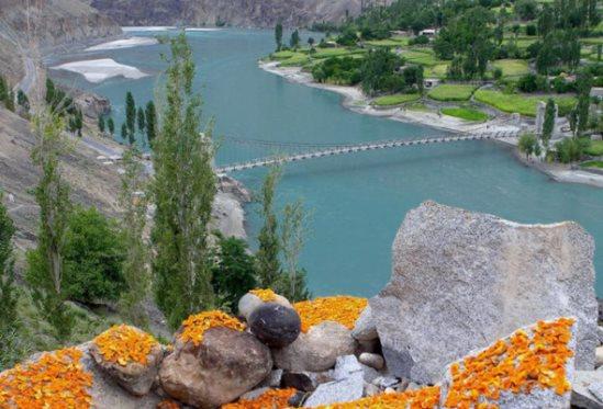 Hunza Beautiful Valley of Pakistan