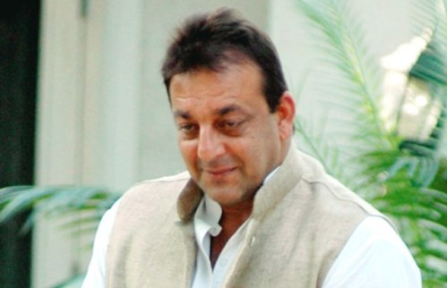 Latest Picture of Sanjay Dutt