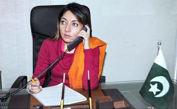 Beautiful Sharmila Farooqi Pic