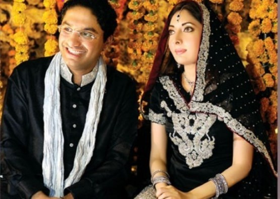 Engagement Pictures of Sharmila Farooqi