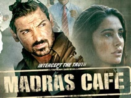 Madras Café Bollywood Upcoming Film Will Release on 23 August 2013