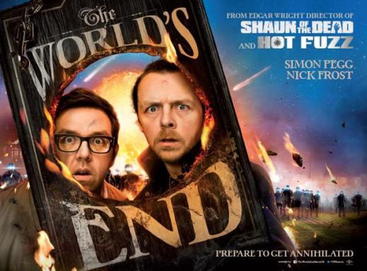 The World's End Will Be Released on 23 August 2013 In US