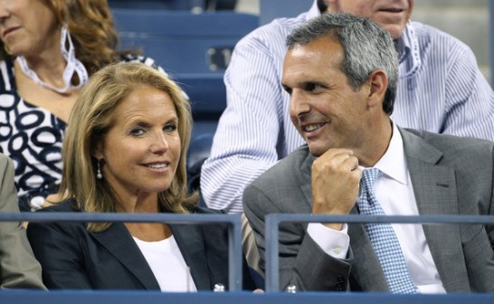 American Journalist Katie Couric Got Engaged to John Molner
