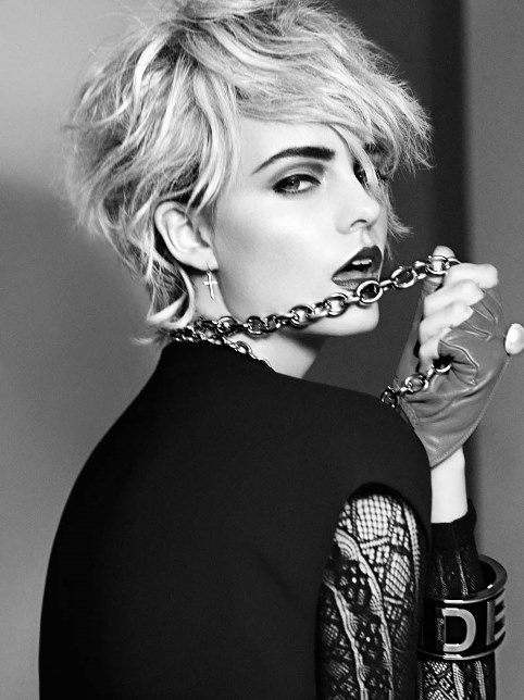 Beautiful Picture of Madonna