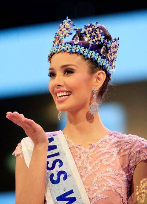 Biography and Beautiful Pictures of Megan Young the Miss World 2013