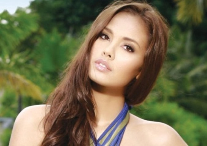 Hot Miss World Megan Young