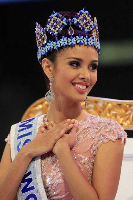 Images of Miss World 2013