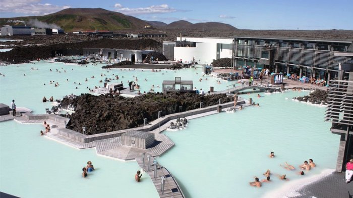 Pic of Blue Lagoon