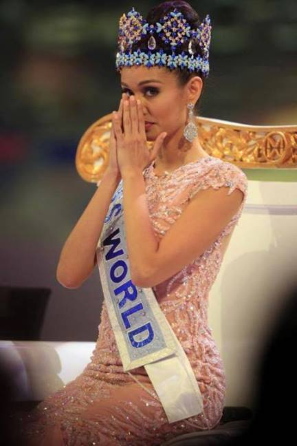 Pictures of Miss World 2013