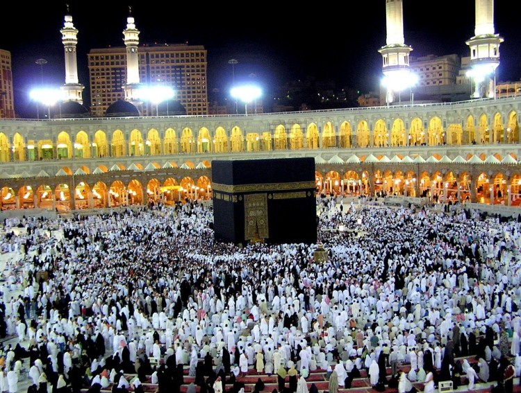 khana kaba beautiful