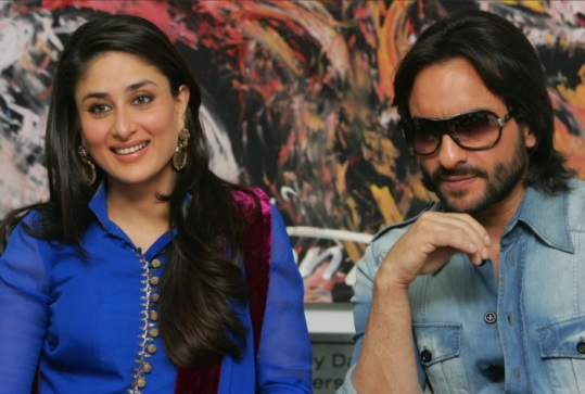 Kareena Kapoor and Saif Ali Khan Will Celebrate First Anniversary in London