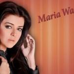 Pakistani Actress Maria Wasti