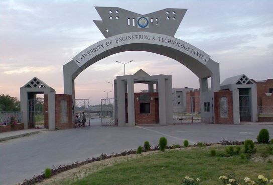 University of Engineering and Technology Taxila