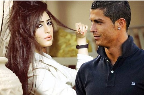 Footballer Star Ronaldo May Embrace Islam to Marry Miss Bahrain