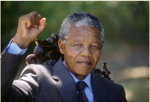 Former President of South Africa Nelson Mandela Died at 95