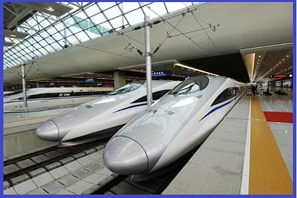 Harmony CRH 380A Train