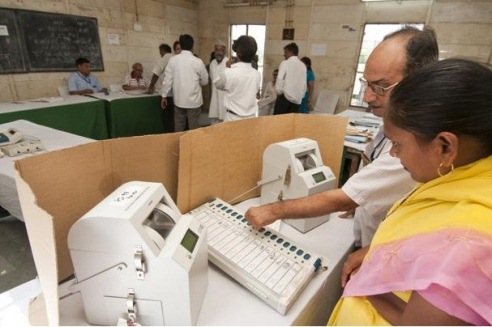Indian Capital Delhi Holds Key Elections