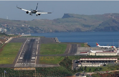 Madeira Airport Portugal