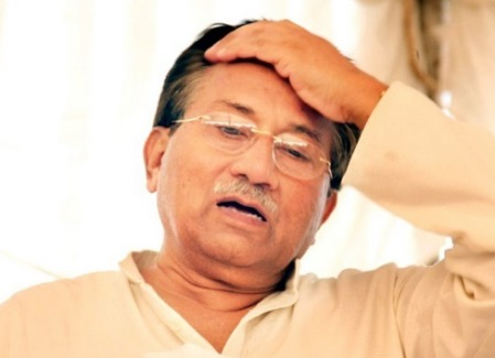 Pervez Musharraf Treason Trial Postponed Due to Explosive Found