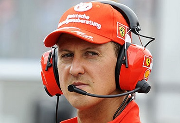 Record Holder Michael Schumacher Seriously Injured